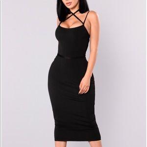 Black bandage dress 🖤 NWOT